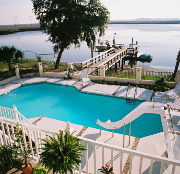 A Pool at Any Place– Desjoyaux Pools in the Southeast